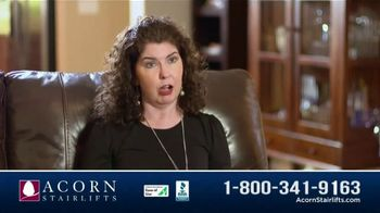 Acorn Stairlifts TV Spot, 'Stacie's Story'