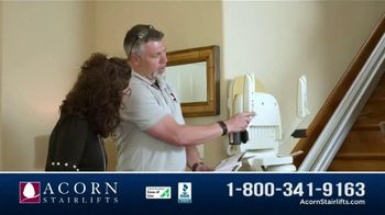 Acorn Stairlifts TV Spot, 'Stacie's Story' - Thumbnail 6