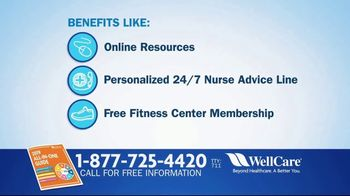 WellCare Medicare Advantage Plan TV Spot, 'We Can Help' - Thumbnail 3