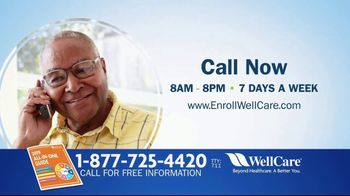 WellCare Medicare Advantage Plan TV Spot, 'We Can Help' - Thumbnail 4