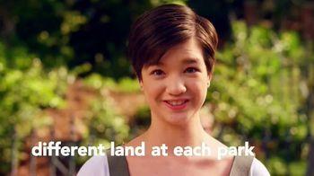Walt Disney World TV Spot, 'Best Day Ever: Haunted Mansion' Featuring Peyton Elizabeth Lee - Thumbnail 6