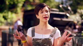 Walt Disney World TV Spot, 'Best Day Ever: Haunted Mansion' Featuring Peyton Elizabeth Lee - Thumbnail 7