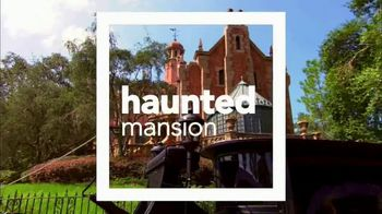 Walt Disney World TV Spot, 'Best Day Ever: Haunted Mansion' Featuring Peyton Elizabeth Lee - 87 commercial airings