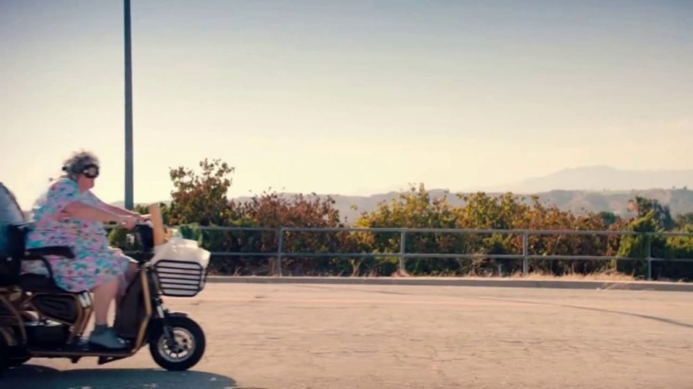 Roadside Assistance State Farm >> The General TV Commercial, 'Grandma Scooter' - iSpot.tv