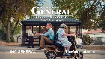 The General TV Spot, 'Grandma Scooter' - Thumbnail 10