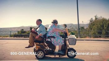 The General TV Spot, 'Grandma Scooter' - Thumbnail 8