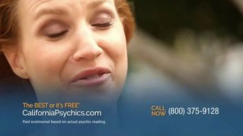 California Psychics TV Spot, 'On The Right Path' - Thumbnail 6