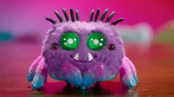 Yellies! TV Spot, 'Fuzziest Voice-Activated Spider Pets' - Thumbnail 2