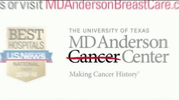 MD Anderson Cancer Center TV Spot, 'Always a Chance' - Thumbnail 10