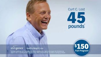 SlimGenics TV Spot, 'Curt: $150 Offer' - Thumbnail 6