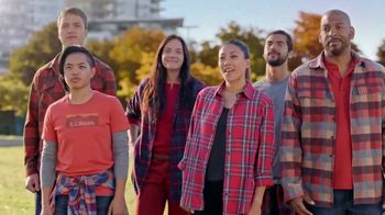 L.L. Bean TV Spot, 'Flannel Season: Flag Football'