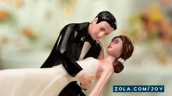 Zola TV Spot, 'Cake Toppers' - Thumbnail 2