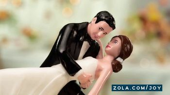 Zola TV Spot, 'Cake Toppers' - Thumbnail 3