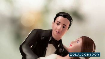 Zola TV Spot, 'Cake Toppers' - Thumbnail 6