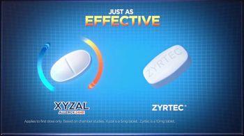 XYZAL Allergy 24HR TV Spot, 'How Does XYZAL Compare?' - Thumbnail 7