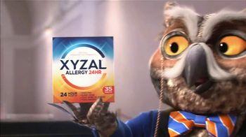 XYZAL Allergy 24HR TV Spot, 'How Does XYZAL Compare?'