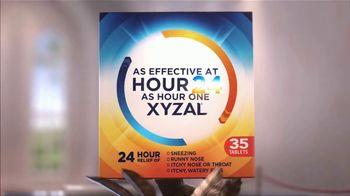 XYZAL Allergy 24HR TV Spot, 'How Does XYZAL Compare?' - Thumbnail 9