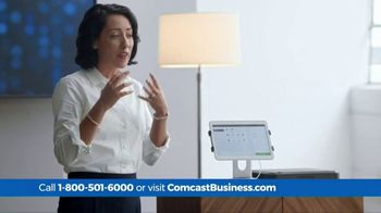 Comcast Business TV Spot, 'Fast and Reliable' - Thumbnail 1