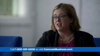 Comcast Business TV Spot, 'Fast and Reliable' - Thumbnail 8