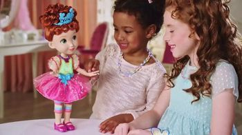 Shall We Be Fancy Talking Fancy Nancy Doll TV Spot, 'Can You Help?'