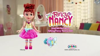 Shall We Be Fancy Talking Fancy Nancy Doll TV Spot, 'Can You Help?' - Thumbnail 10