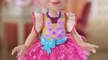 Shall We Be Fancy Talking Fancy Nancy Doll TV Spot, 'Can You Help?' - Thumbnail 5
