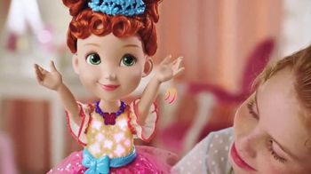 Shall We Be Fancy Talking Fancy Nancy Doll TV Spot, 'Can You Help?' - Thumbnail 9