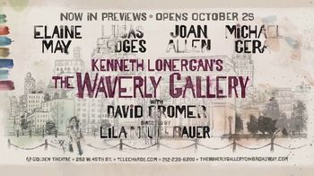 The Waverly Gallery TV Spot, '2018 Elaine May' - Thumbnail 7
