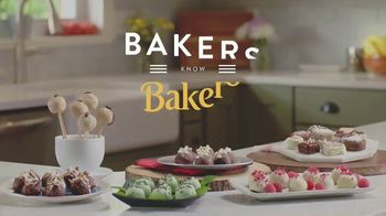Baker's Chocolate No Bake Dessert Mix TV Spot, 'Bakers Know: Cookie Balls' - Thumbnail 10