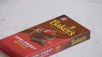 Baker's Chocolate No Bake Dessert Mix TV Spot, 'Bakers Know: Cookie Balls' - Thumbnail 2