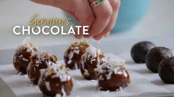 Baker's Chocolate No Bake Dessert Mix TV Spot, 'Bakers Know: Cookie Balls' - Thumbnail 5