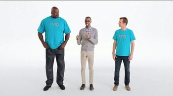 Ring TV Spot, 'Check' Featuring Shaquille O'Neal - Thumbnail 4