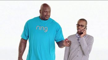 Ring TV Spot, 'Check' Featuring Shaquille O'Neal