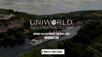 Uniworld Cruises TV Spot, 'Bigger Dreams' - Thumbnail 9