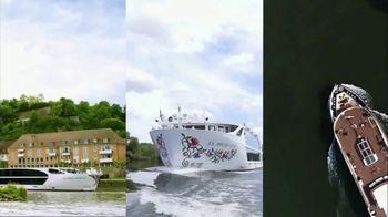 Uniworld Cruises TV Spot, 'Bigger Dreams' - Thumbnail 4
