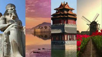 Uniworld Cruises TV Spot, 'Bigger Dreams' - Thumbnail 8
