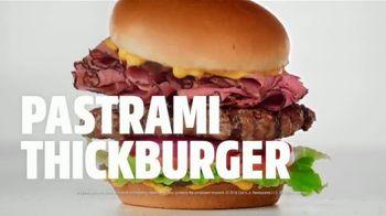 Carl's Jr. Pastrami Thickburger TV Spot, 'Con-di-MEAT' - Thumbnail 10