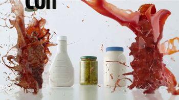 Carl's Jr. Pastrami Thickburger TV Spot, 'Con-di-MEAT' - Thumbnail 3