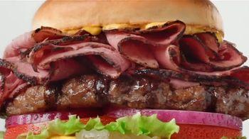 Carl's Jr. Pastrami Thickburger TV Spot, 'Con-di-MEAT' - Thumbnail 7