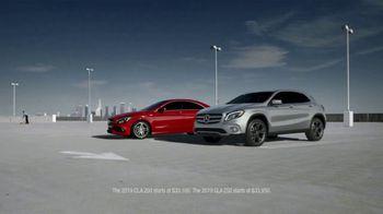 Mercedes-Benz TV Spot, 'Perception' [T1] - 187 commercial airings
