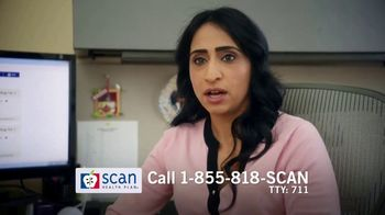 SCAN Health Plan TV Spot, 'New Benefits' - Thumbnail 4