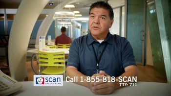 SCAN Health Plan TV Spot, 'New Benefits' - Thumbnail 6