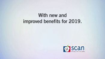 SCAN Health Plan TV Spot, 'New Benefits' - Thumbnail 8