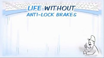 My Car Does What TV Spot, 'Life Without Anti-Lock Brakes' - Thumbnail 1