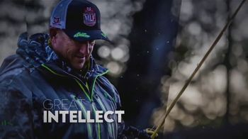 Major League Fishing TV Spot, 'Great Intellect' Featuring Skeet Reese - Thumbnail 1