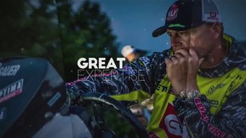 Major League Fishing TV Spot, 'Great Intellect' Featuring Skeet Reese
