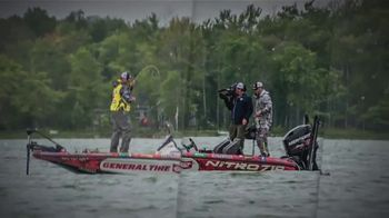 Major League Fishing TV Spot, 'Great Intellect' Featuring Skeet Reese - Thumbnail 3