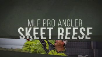 Major League Fishing TV Spot, 'Great Intellect' Featuring Skeet Reese - Thumbnail 6