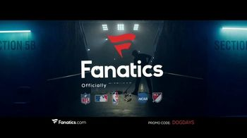 Fanatics.com TV Spot, 'Gearing Up: Free Shipping' - Thumbnail 10