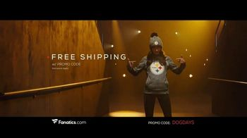 Fanatics.com TV Spot, 'Gearing Up: Free Shipping' - Thumbnail 8